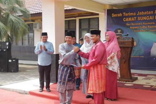 Direnovasi Lewat Program BSPS, 50 Rumah Warga di Sungai Mandau Sudah Layak Ditempati