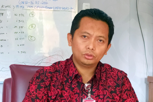 2.841 Warga Riau Daftar PPK Pilkada