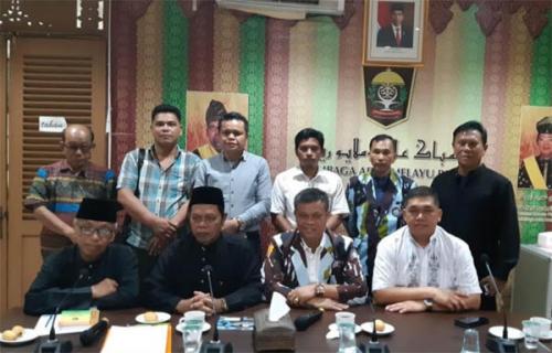 DPH LAM Riau Ajak IPK Bersinergi Jaga dan Bangun Riau