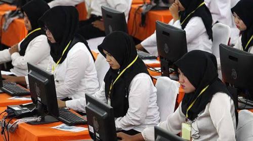 Ujian SKD CPNS Kabupaten Siak Dibagi 24 Sesi, Berikut Jadwalnya