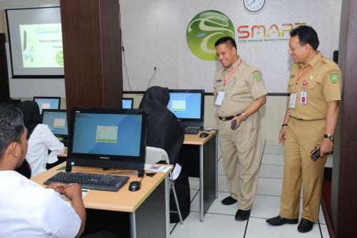 Hari Kedua, 34 Peserta SKD CPNS Pemprov Riau Dinyatakan Gugur, Totalnya Sudah 43 Orang