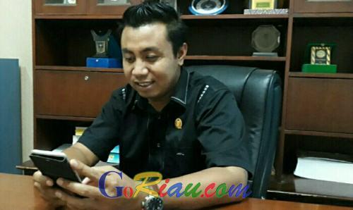 Soal Musrenbang Kelurahan, Ketua Komisi II DPRD Pelalawan Kecewa Atas Pernyataan Lurah Sorek Satu