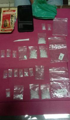 Simpan 17 Paket Sabu di Sekolah, Pemuda Benai Ditangkap Polisi