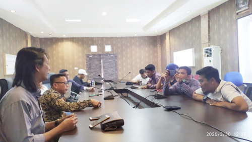 Minta Masker Sampai Memarahi Petugas Medis, Begini Klarifikasi Anggota DPRD Meranti