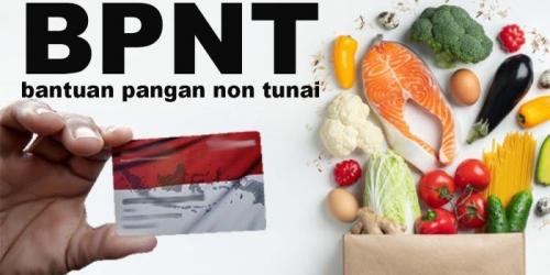Penerima BPNT di Meranti akan Terima Tambahan Rp50.000