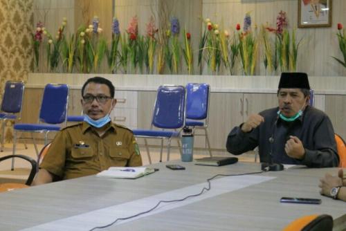 Rapat dengan MUI, Pemda Sepakat Salat Jumat Tetap Dilaksanakan di Masjid