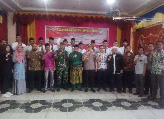 Panwaslu Kelurahan Desa (PKD) se-Kecamatan Mandau, dilantik Hari ini.