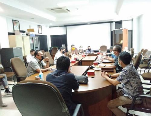 Terima Keluhan Masyarakat, Komisi IV DPRD Panggil Pengelola Nirvana Residence Pekanbaru