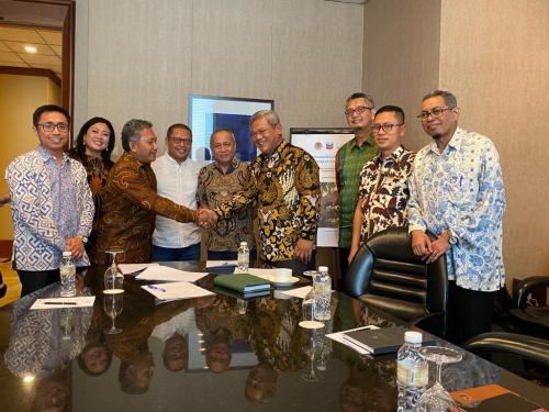 PT CPI Bantu Penyelamatan Gajah Sumatera di Riau
