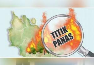 Empat Titik Api Muncul di Kecamatan Bukit Kapur dan Tebing Tinggi