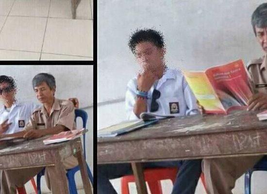 Takut Melanggar HAM, Alasan Guru Tak Tegur Siswa Merokok Disampingnya